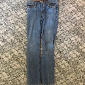Low rise Old navy jeans